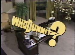 Whodunnit '78 pilot