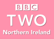 BBC Two Northern Ireland Giro'd Italia logo