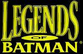 Legends of Batman logo