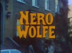 Nero Wolfe 1981