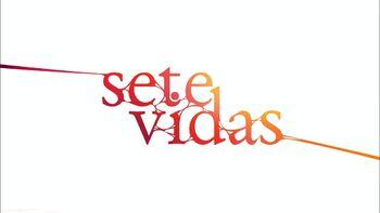 Sete Vidas promos of premiere 1