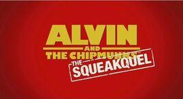 Alvin and the Chipmunks 2 logo