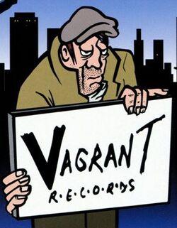 Vagrant old logo