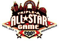 2001 Triple-A All-Star Game logo