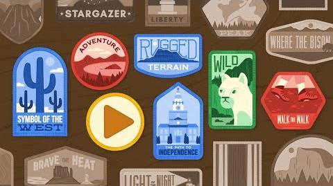 Google Doodle Celebrating U.S