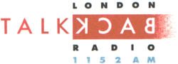 London Talkback Radio 1992