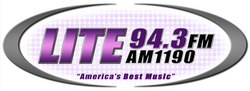 WSDE Lite 94.3 FM AM 1190