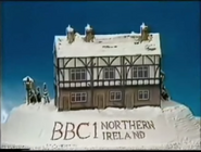 BBC One Northern Ireland Christmas 1987 ident