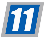 Canal 11 logo 2