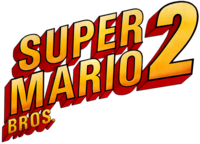 Super mario bros 2 logo by ringostarr39-d5c6owz