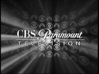 CBS Paramount Television Monochrome