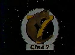 Ciné 7 Logo