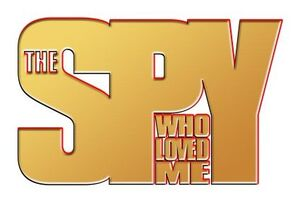 The Spy Who Loved Me Logo 2