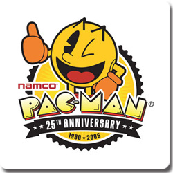Pac Man 25th Anniversary