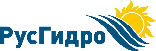 File:РусГидро logo.png