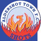 Aldershot Town FC logo (1992-2004)