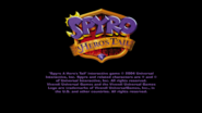 Spyro AHT Copyright Info Widescreen