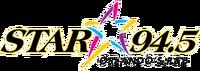WCFB Star 94.5 logo