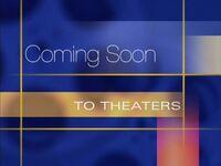 Walt Disney Studios Home Entertainment Buena Vista Coming To Theaters Logo 1999