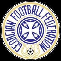 Georgian Football Federation logo (1998-2002)