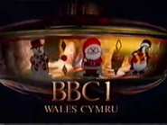BBC One Wales Christmas 1989 ident