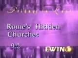 Classic EWTN promo bumper late 90's