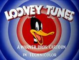 Looney Tunes 1946 Daffy Duck