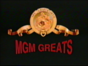 MGM UA Home Video 1993 MGM Greats