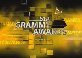 Grammys 51st