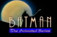 Batman TAS Fox Kids promo