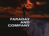 NBC Mystery - Faraday and Company