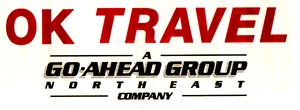 OK Travel logo 1996