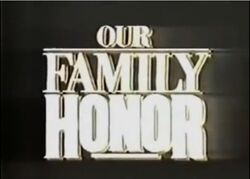 Our Family Hour Intertitle