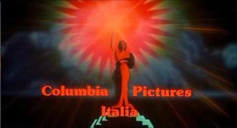 Columbia Pictures Italia Logo 1980s
