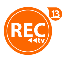 Logo Rec TV (transición 2015)