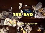 The End A Walt Disney Production (The Litterbug Variant)