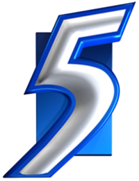 Channel 5 3D logo