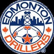 Edmonton Drillers logo (1979)