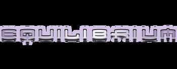 Equilibrium movie logo