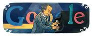 Google Nino Rota's 100th Birthday