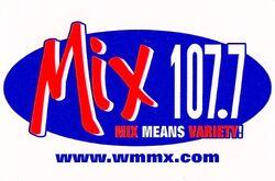 Mix 107.7 WMMX