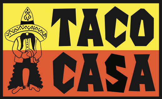 Taco casa texas locations logopedia fandom powered for Casa logo