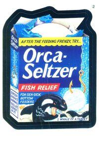 Orca Seltzer