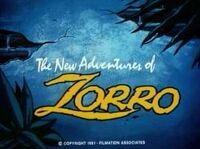 Zorro 1981 show logo