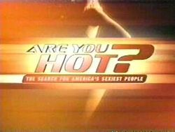 Are You Hot Title