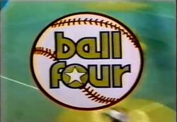 Ball four series