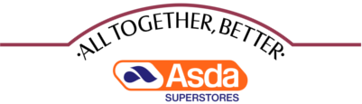 ASDA All Together Better logo