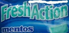 FreshAction Mentos