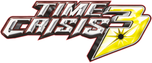 Time crisis 3 logo by ringostarr39-d7s9m9p