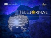 Telejornal RTP 1990